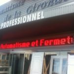 Automatisme et Fermeture de la Gironde