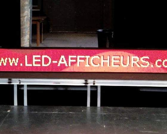 Afficheur LED monochrome GR36-9