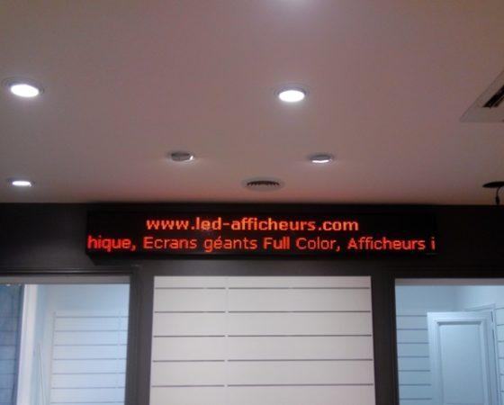 Afficheur LED monochrome GR36-9