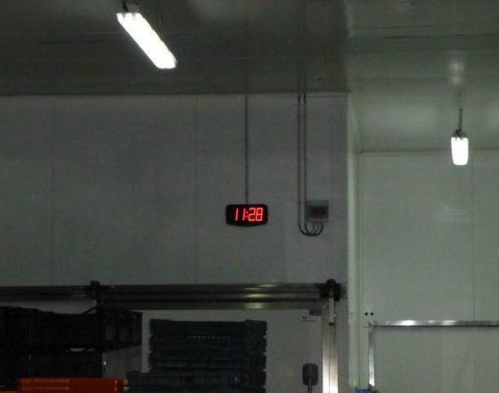Horloge LED, ZA10