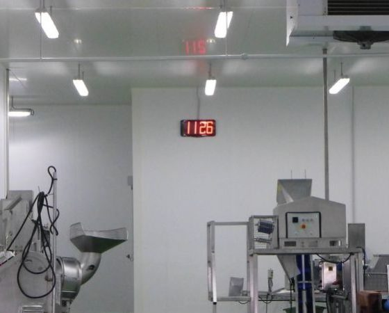 Horloge LED, ZA20