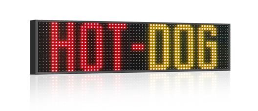 Affichage électronique multicouleur RGB20-5