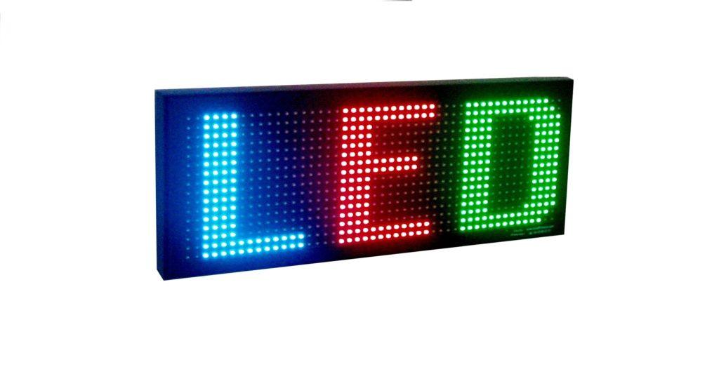 affichage lumineux RGB16-3