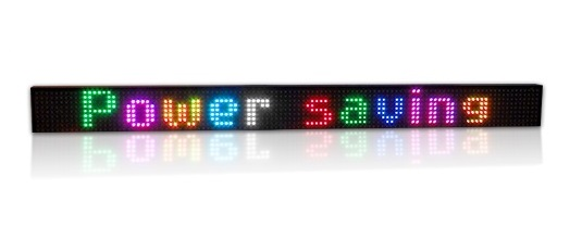 affichage lumineux RGB16-8