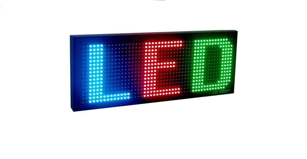 Afficheur électronique RGB30-2