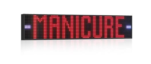 afficheur LED RGB12-3