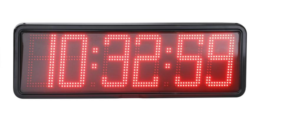 horloge LED ZB20