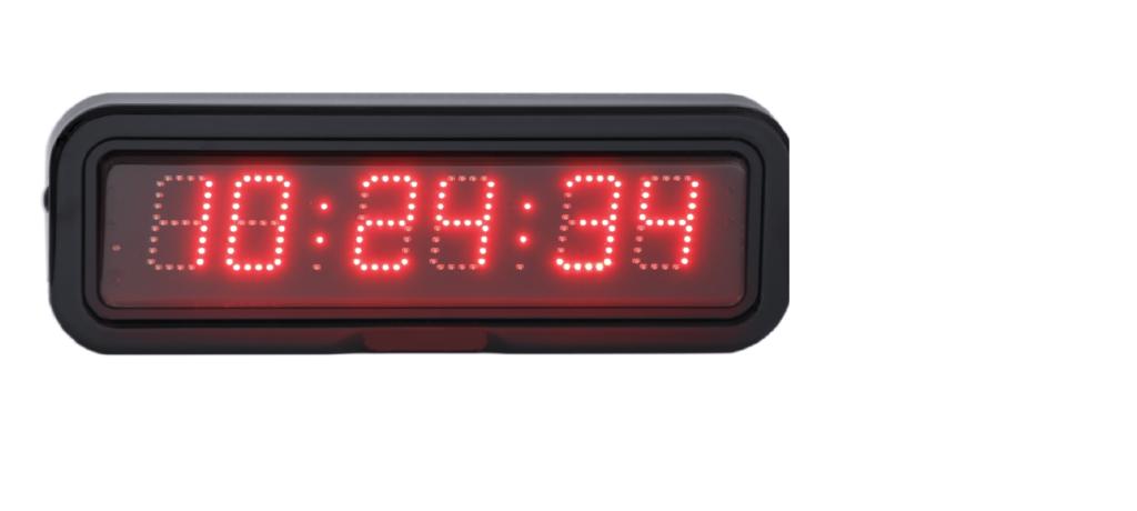 horloge LED ZB5