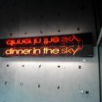 panneau lumineux 36x356cm