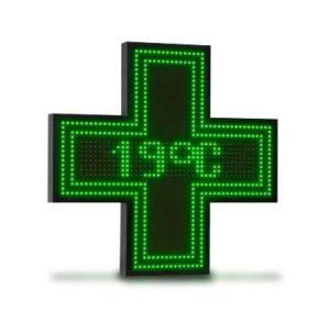 croix de pharmacie crs smart-1