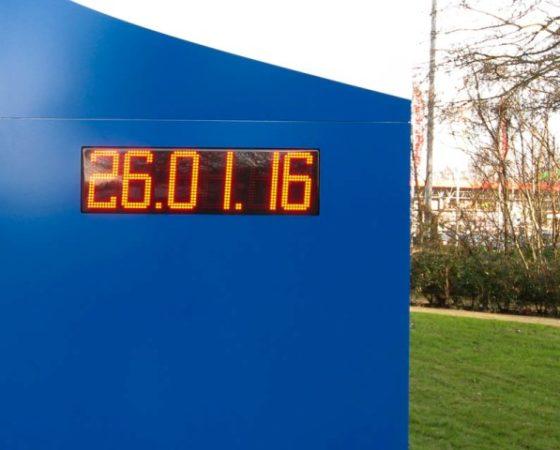 Horloge électronique ZB20