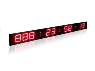 compte à rebours et chronomètre