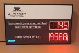Altifort Innovatech - 8 digit de 8cm