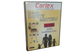 Carlex - 4 digit de 5.7cm