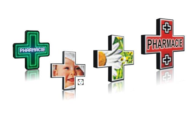 gamme croix pharmacie