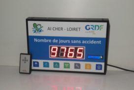 GRDF - Panneau sécurité