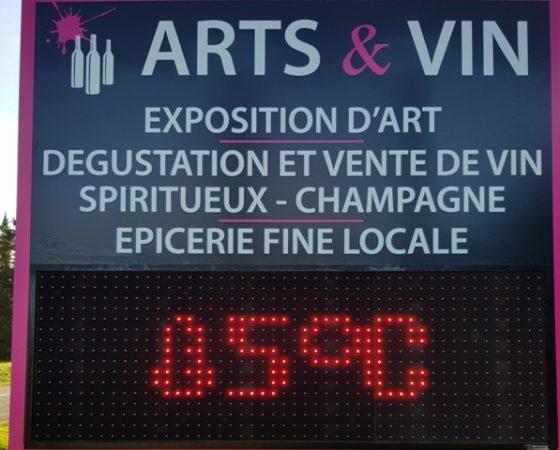 Affichage LED GT48-3