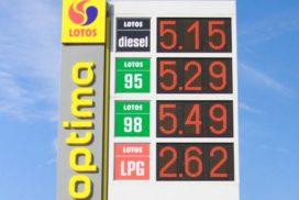 totem prix de l'essence