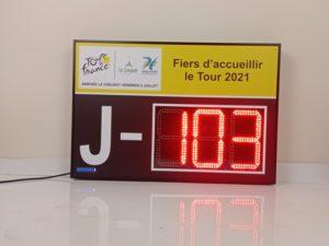 Tour de France Le Creusot