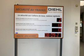 Panneau Diehl Augé Découpage