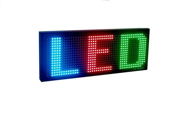 Affichage électronique multicouleur RGB20-2