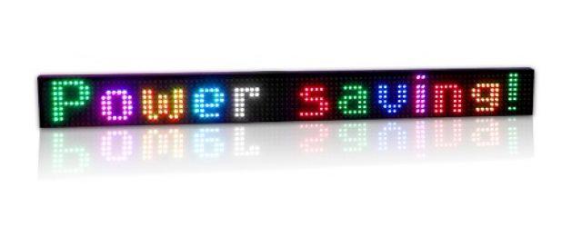 Afficheur électronique RGB30-7